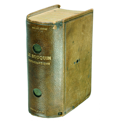 PHOTO-BOUQUIN STEREOSCOPIQUE 1904. « Edmond BLOCH »
